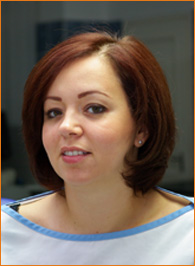 Dr. Réka Horváth will be your dentist in Budapest.