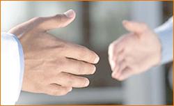 Samarbejde mellem partnere