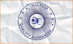 Dacadia guarantees high quality dental treatment